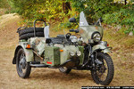 2012 Ural Gear Up Forest Camo Custom