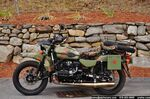 2014 Ural Gear Up Forest Camo Custom