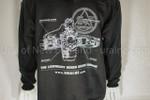 Legendary Boxer Engine Design Sweatshirt