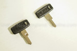 EFI Blank Ignition Key