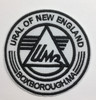 "3"" Round Ural of New England Patches"