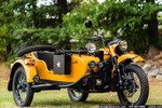 2016 Ural Gear Up 2WD Burnt Orange Custom