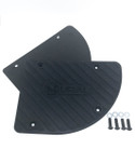 No Slip Sidecar Step Pad With Hardware