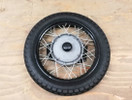 "Used 19"" Spare Wheel Kit with Holder (2013 and older models)"