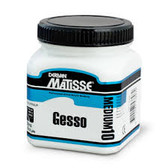 Derivan Matisse -  MM26 Transparent Gesso 250ml - CLEARANCE SALE!! While stocks last