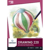Canson Artist Drawing Pad 220gsm A4 25 sheets - CLEARANCE SALE!! While stocks last