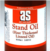 Art Spectrum -  Stand Oil (Heat Thickened Linseed)  500ML - CLEARANCE SALE!11 While stocks last