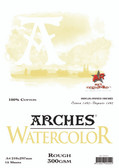 Arches Watercolour Pad - 300gsm - A4 Rough - CLEARANCE!! While stocks last