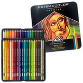 Prismacolor Pencil 48 Pack - CLEARANCE damaged tin