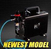 Airbrush Compressor with regulator