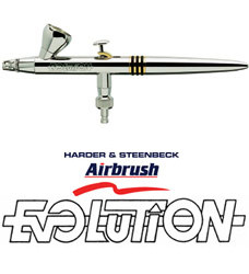 Harder & Steenbeck Evolution Solo Airbrush