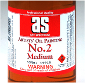Art Spectrum -  Paint Medium No.2   100ML - CLEARANCE SALE!!  While stocks last