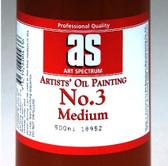 Art Spectrum -  Paint Medium No.3   100ML - CLEARANCE SALE!! While stocks last