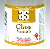Art Spectrum -  Gloss Varnish  100ML - CLEARANCE SALE!!!! While stocks last (regular post only)