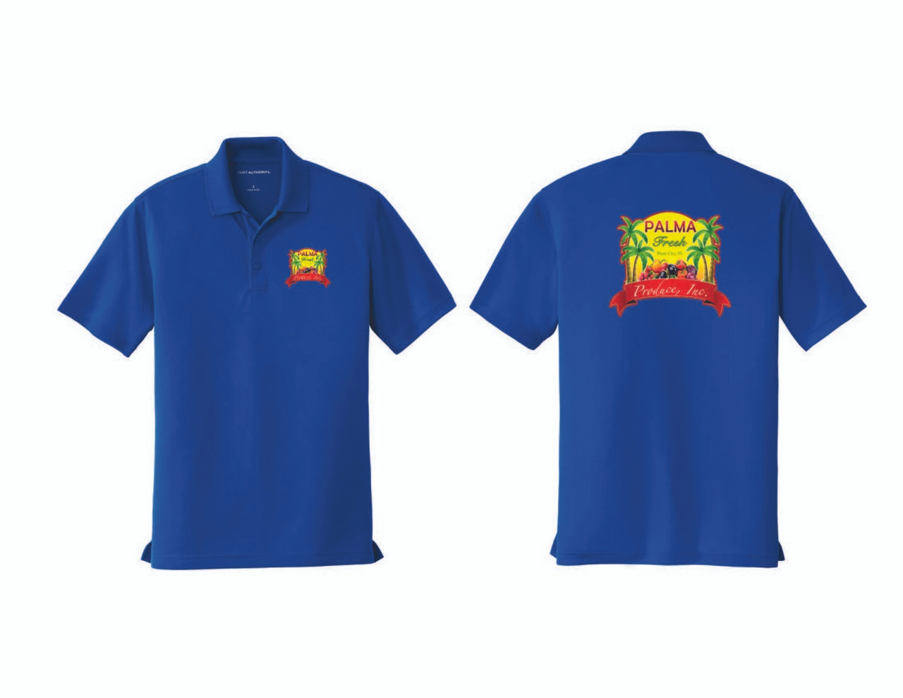 Custom Collared Shirts With Logo Save The Moment