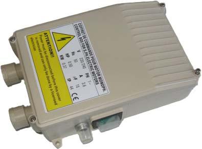 0 5hp Bore Pump Starter Box