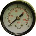 Pressure pump gauge