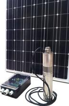 Borehole Solar Pump