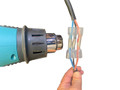 Pump power cable water proof  join