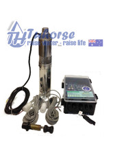 solar powered bore pump