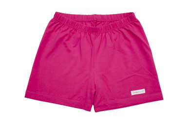 Hot Pink under shorts - 100% attached Cotton panty liner & no tag waistband