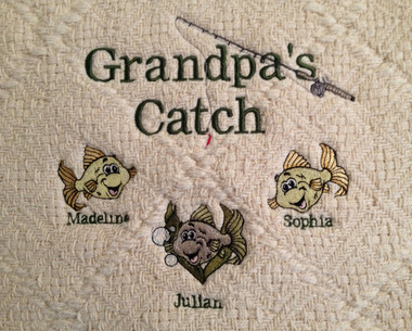 Grandma Sweatshirt - Catch Sample