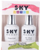 Sky Match Duo Base + No-Wipe Top Coat .5oz