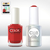 Color Club Gel Duo Pack, CADILLAC RED GEL115