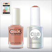 Color Club Gel Duo Pack, BEST DRESSED LIST GEL882