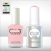 Color Club Gel Duo Pack, FEMME A LA MODE GEL935