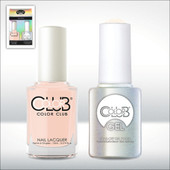 Color Club Gel Duo Pack, BONJOUR GIRL GEL938