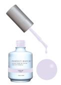 PERFECT MATCH - Gel Polish + Lacquer, Chillin' PMS164 - DW164