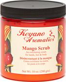 Keyano Manicure & Pedicure, Mango Scrub 10oz