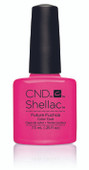 SHELLAC UV Color Coat - ART VANDAL - Future Fuchsia .25oz
