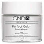 CND Perfect Color Sculpting Powders, Clear 3.7oz
