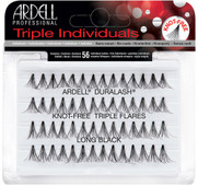 Duralash Naturals - Triple Individual  - Long Black