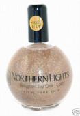 Northern Lights Hologram Top Coat-Gold 4 oz