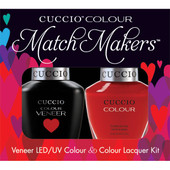 Cuccio Match Makers, A Kiss in Paris #6026