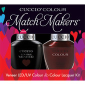 Cuccio Match Makers, Bejing Night Glow #6028