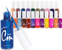 CM Nail Art .33 oz, 66 Colors