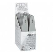 OPI Professional File - Flex Silver - 100/180 Grit - Pack of 16