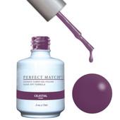 PERFECT MATCH - Gel Polish + Lacquer, CELESTIAL PMS104
