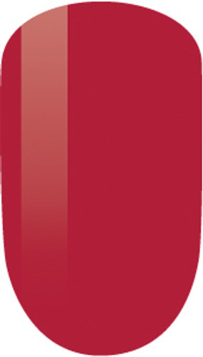 PERFECT MATCH - Gel Polish + Lacquer, LADY IN RED PMS188 - DW188