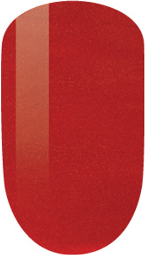 PERFECT MATCH - Gel Polish + Lacquer, RED HAUTE PMS189 - DW189