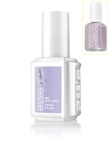 Essie Gel + Lacquer, Lilacism #705g