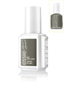 Essie Gel + Lacquer, Sew Psyched #731G