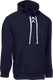 Navy Kobe Sportswear Dangler NXT Hockey Lace-up Hoodie | Blanksportswear.ca