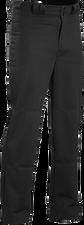Black Kobe Sportswear K3G Dash Baseball Adult Pants | Blanksportswear.ca