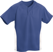Royal/White Kobe Sportswear Closer Two-Tone Short Sleeve Baseball Adult Jersey | Blanksportswear.ca