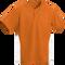 Orange/White Kobe Sportswear Closer Two-Tone Short Sleeve Baseball Adult Jersey | Blanksportswear.ca